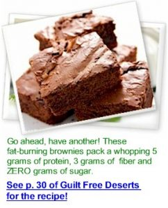 Guilt Free Desserts Review By Kelley Herring